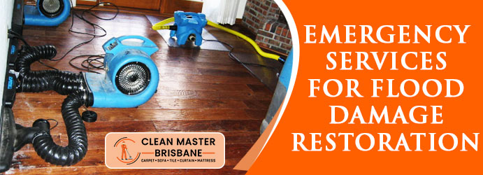 Flood Damage Restoration Bowen Hills
