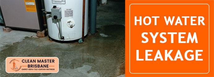 Hot Water System Leakage Bowen Hills