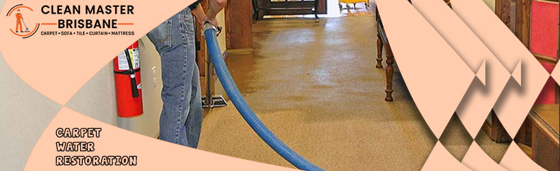 Carpet Water Damage Restoration
